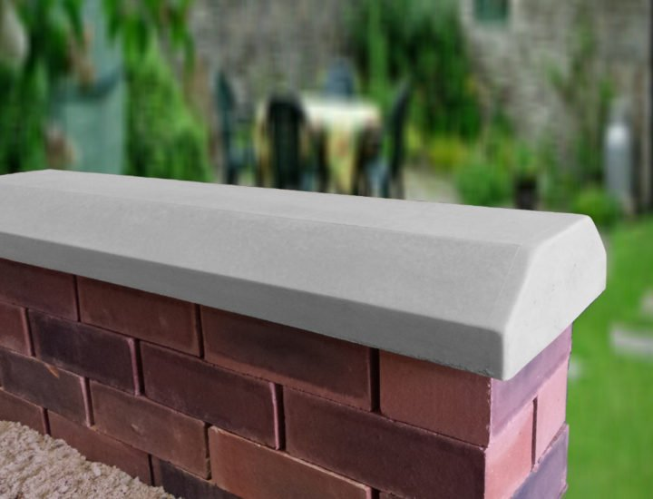 Victorian Coping Stones From Classical Creations