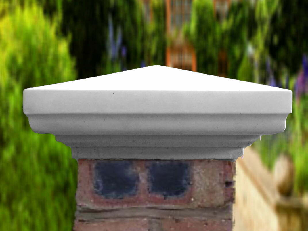 Heritage Pier Caps From Classical Creations