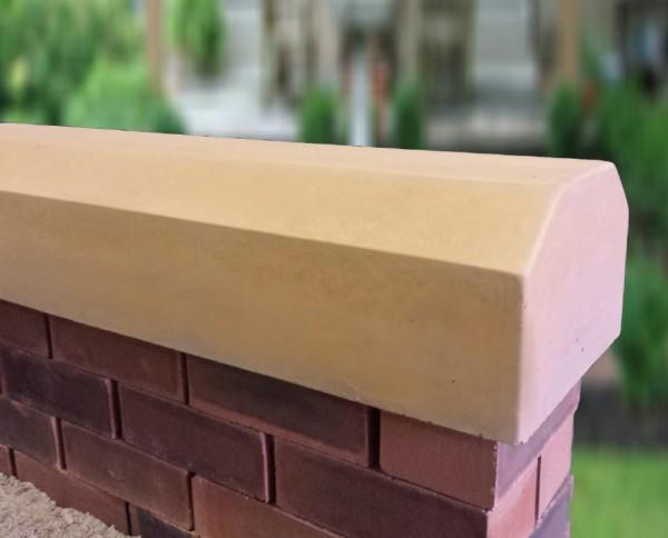 sandstone 7 inch deep victorian coping stones