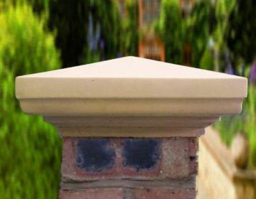 Sandstone - 9 inch Heritage Pier Cap