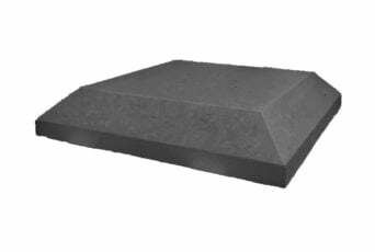 15-inch-chamfered-flat-pier-cap-charcoal
