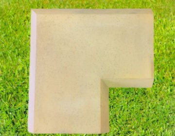 (Corner)Sandstone-13inch