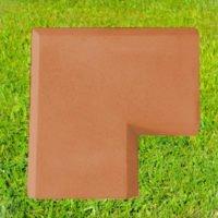 (Corner)Terracotta-13inch