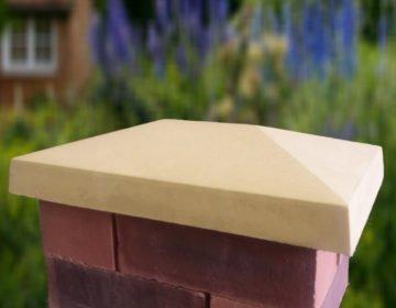 Sandstone - 10x15 inch Traditional Pier Caps