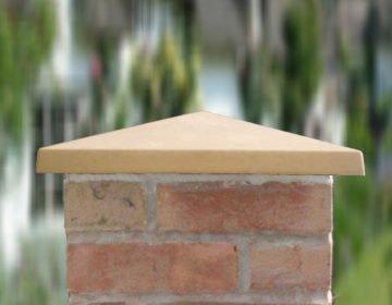 Sandstone - 15 inch Standard Apex Pier Caps