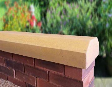 Sandstone 5 inch Deep Victorian Copings