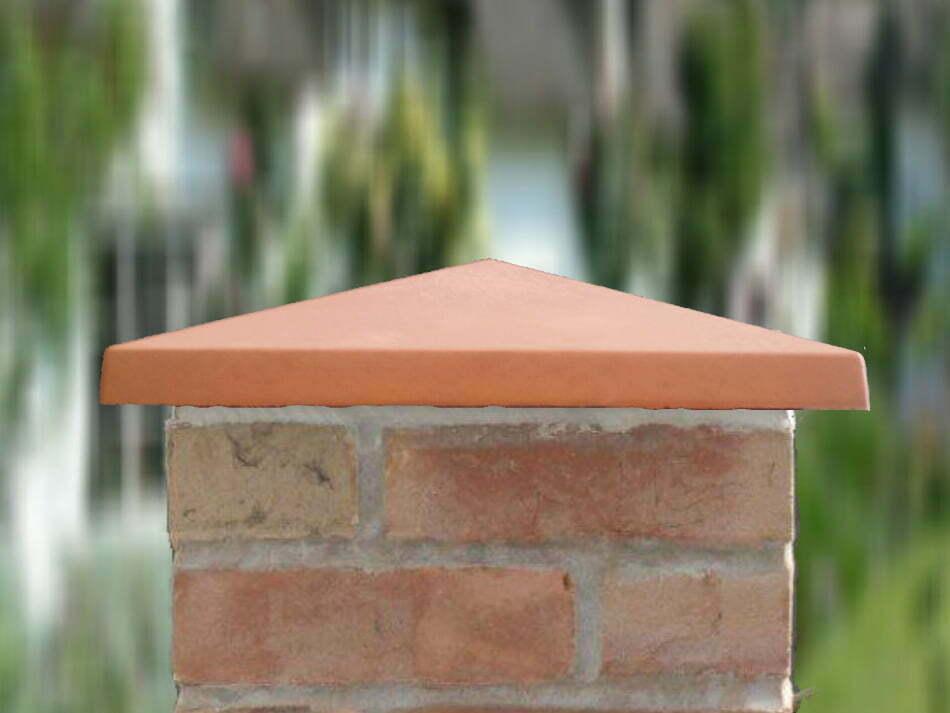 Terracotta - 15 inch Apex